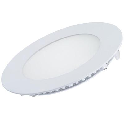 Flat-ROUND-9 панель светодиодная плоская