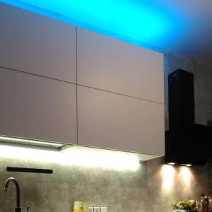 Небольшая кухня с RGB на пр. Героев