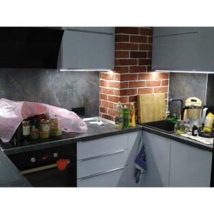 Подсветка кухни на ул. Федора Абрамова