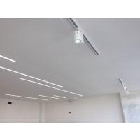 Линейный свет в гостиной