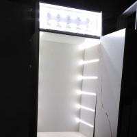 Подсветка шкафов для табака