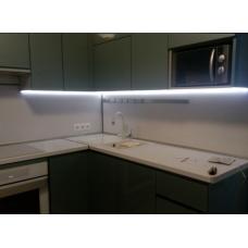 1.5 м Светильник на кухню 220В Светодиодная подсветка для кухни