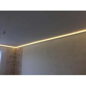 Подсветка периметра комнаты в Павловске
