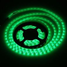 Светодиодная лента 2835 60 IP20 (открытая) 12V 4.8 Вт/м Зеленая Эконом