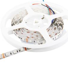 Светодиодная лента RGB 5050 60 IP20 (открытая) 12V 14.4 Вт/м