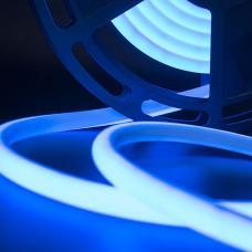 Светодиодная лента 2835 180 IP68 (термостойкая) 24V Синяя
