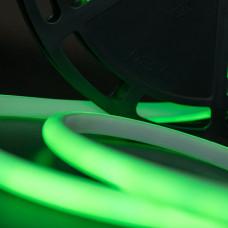 Светодиодная лента 2835 180 IP68 (термостойкая) 24V Зеленая
