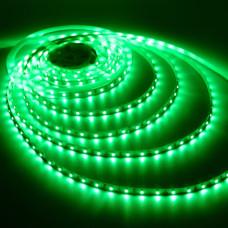Светодиодная лента 3528 120 IP20 (открытая) 12V 9.6 Вт/м Зеленая