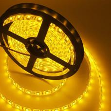Светодиодная лента 5050 60 IP20 (открытая) 12V 14.4 Вт/м Желтая