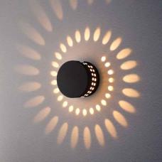 ARKADA черный Светодиодная архитектурная подсветка