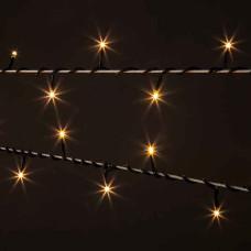 Интерьерная светодиодная гирлянда нить 10 м