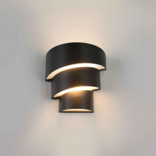 HELIX черный Светодиодная архитектурная подсветка