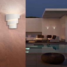HELIX белый Светодиодная архитектурная подсветка